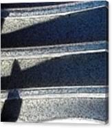 Out Shadows Canvas Print