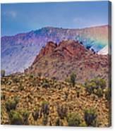 Outback Rainbow Canvas Print