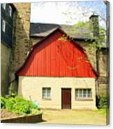 Outbuilding. Germany Canvas Print