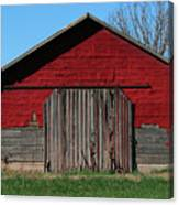 Outbuilding Canvas Print