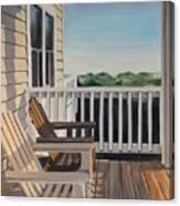 Outer Banks Morning Sun Canvas Print