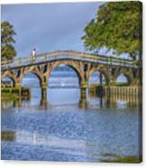 Outer Banks Whalehead Club Bridge  Canvas Print