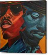 Outkast Canvas Print