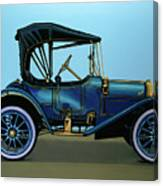 Overland 1911 Painting Canvas Print