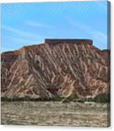 Overton Nevada Valley Of Fire  Canvas Print