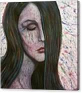 Overwhelming Love Canvas Print