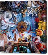 Owatonna Art Center Mural Canvas Print