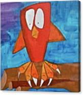 Owel Canvas Print