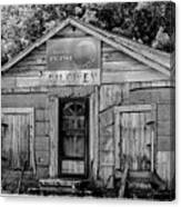 Owen's Store Canvas Print