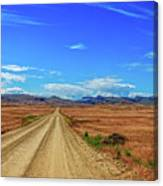 Owhyee Desert Canvas Print