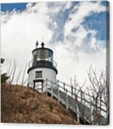 Owl's Head Lighthouse 4761 Canvas Print