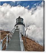Owl's Head Lighthouse 4764 Canvas Print