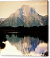 Oxbow Bend 14 Canvas Print