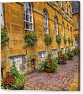 Oxford Spring Canvas Print