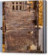 Oxidation Canvas Print