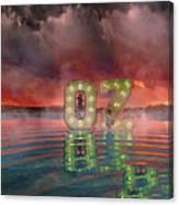 OZ Canvas Print