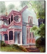 Ozark Cottage Canvas Print