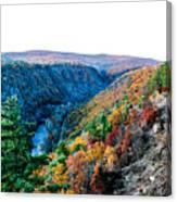 Pa Grand Canyon Canvas Print