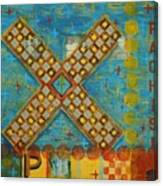 Pachisi  Canvas Print