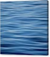 Pacific Brush Strokes Canvas Print
