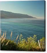 Pacific Ocean, Big Sur Canvas Print