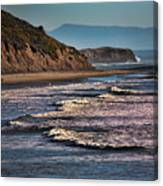 Pacific Ocean I Canvas Print
