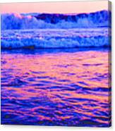 Pacific Sunset 42  Canvas Print