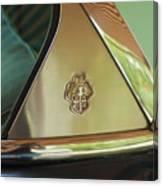 Packard Emblem 2 Canvas Print