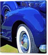Packard Palm Springs Canvas Print