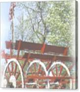 Paddlewheel Canvas Print