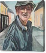 Paddy Canvas Print