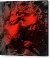 Pahoehoe Lava Canvas Print