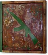 Paint 2 Canvas Print