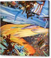 Paint Number 38 Canvas Print