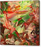 Paint Number 48 Canvas Print