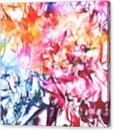 Paint Party Canvas Print