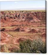 Painted Desert 0249 Canvas Print