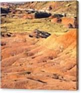 Painted Desert 1 Canvas Print