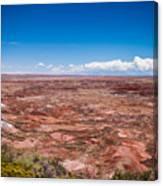 Painted Desert #10 Canvas Print