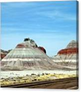 Painted Desert 2 Canvas Print