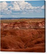 Painted Desert #4 Canvas Print