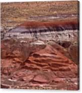 Painted Desert #7 Canvas Print