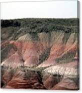Painted Desert  Arizona Canvas Print