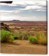 Painted Desert Vista Canvas Print