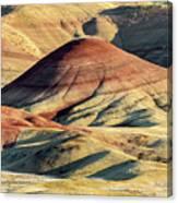 Painted Hills, Oregon Canvas Print