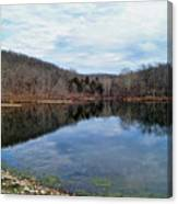 Painted Rock Conservation Area Canvas Print