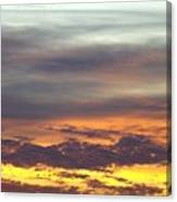 Painted Sky Two Canvas Print