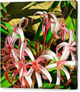 Painterly Effects Canvas Print