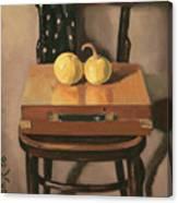 Painters Chest Canvas Print