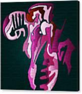 Painting 302 Canvas Print